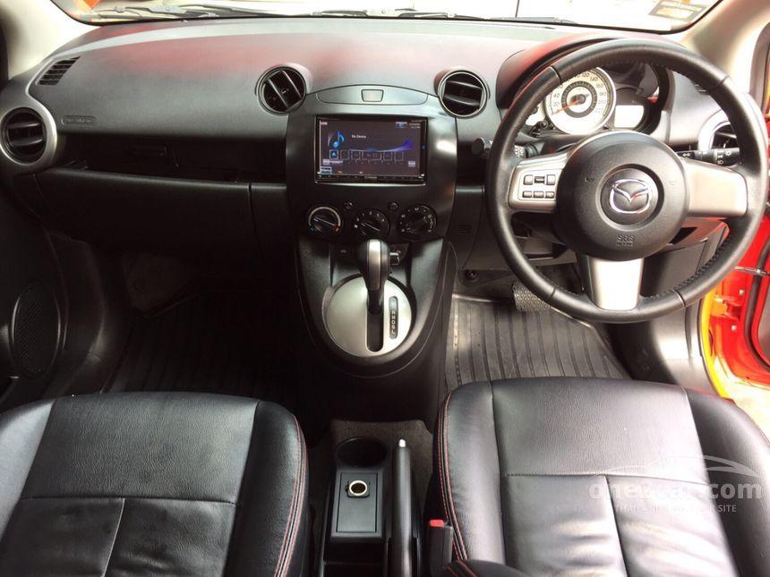 2012 Mazda 2 Sports Hatchback