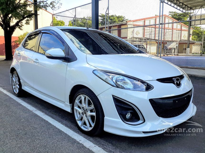 2013 Mazda 2 Sports Hatchback