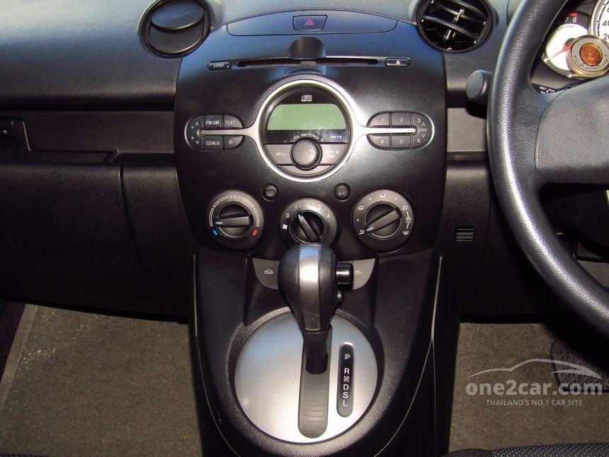 2010 Mazda 2 Sports Hatchback