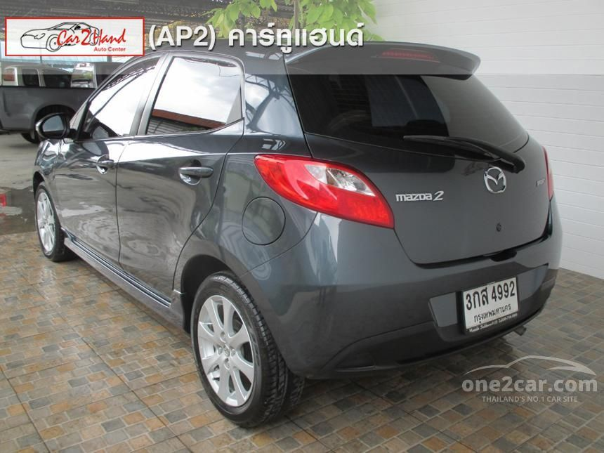 2015 Mazda 2 Sports Hatchback