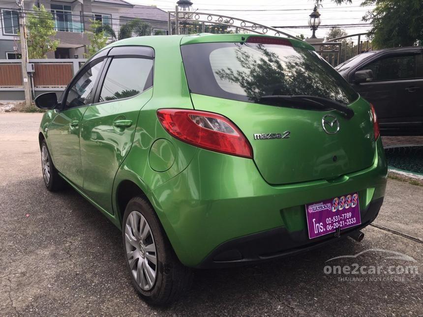 2011 Mazda 2 Sports Hatchback