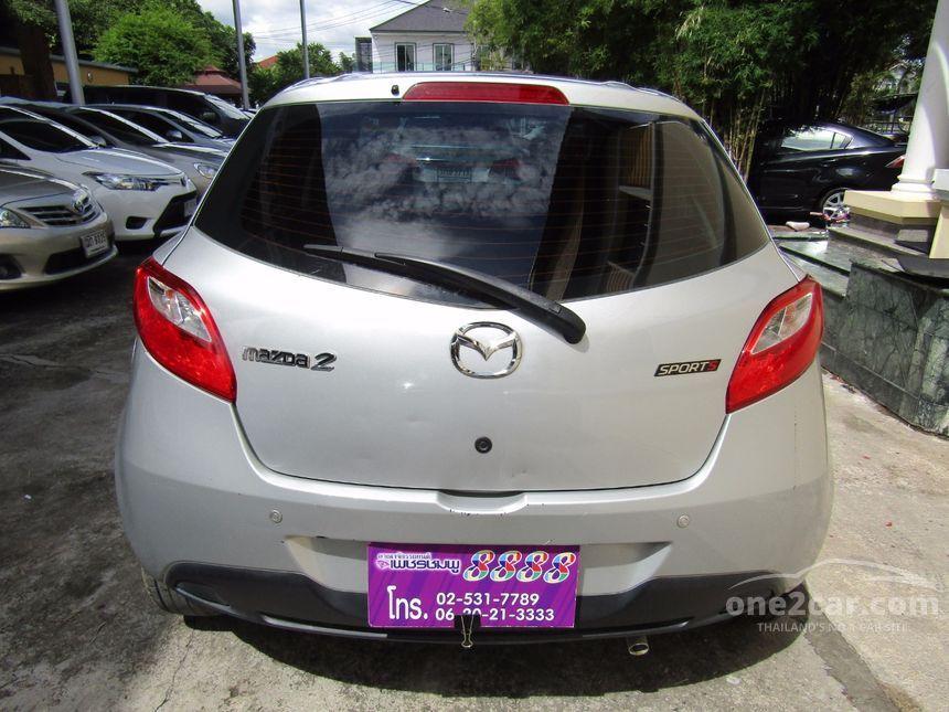 2014 Mazda 2 Sports Hatchback