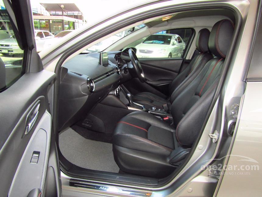 2015 Mazda 2 XD Sedan