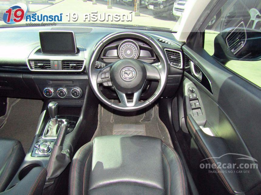 2015 Mazda 3 C Hatchback