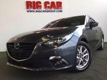2014 Mazda 3 (ปี 14-17) E 2.0 AT Sedan