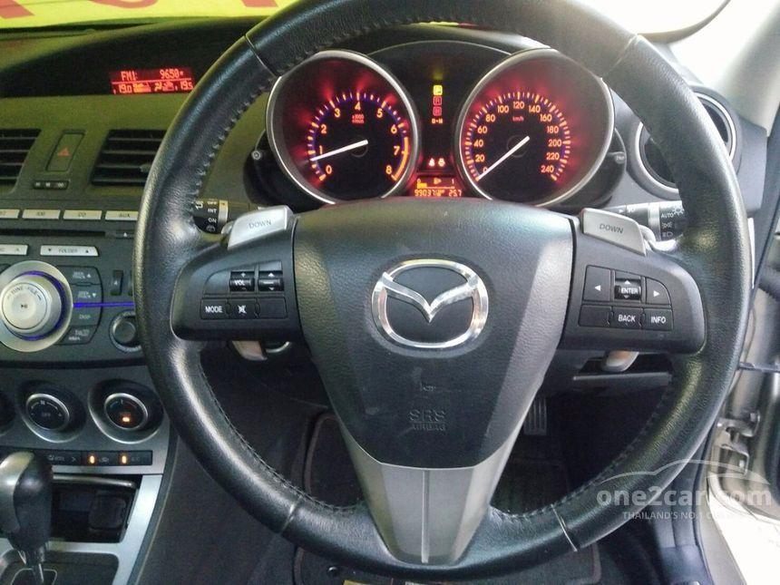 2012 Mazda 3 Maxx Hatchback