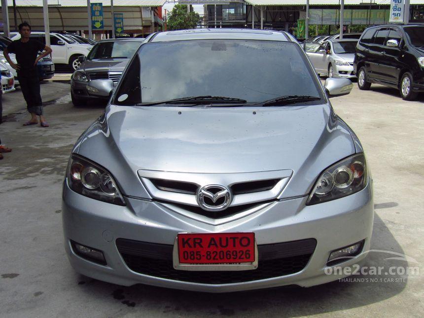 2007 Mazda 3 Maxx Hatchback