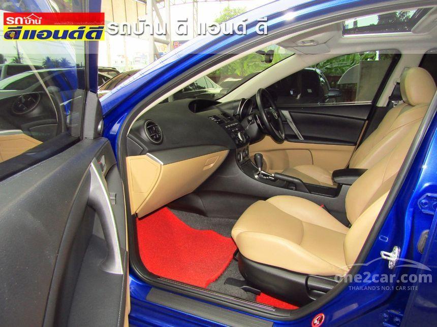 2012 Mazda 3 Maxx Sedan