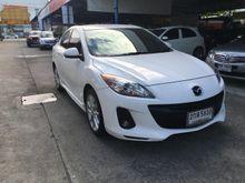 2013 Mazda 3 (ปี 11-14) Maxx 2.0 AT Sedan