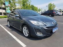2012 Mazda 3 (ปี 11-14) Maxx 2.0 AT Sedan