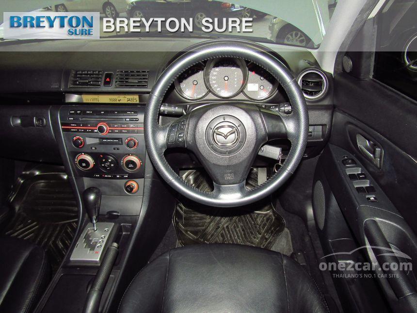 2006 Mazda 3 R Hatchback