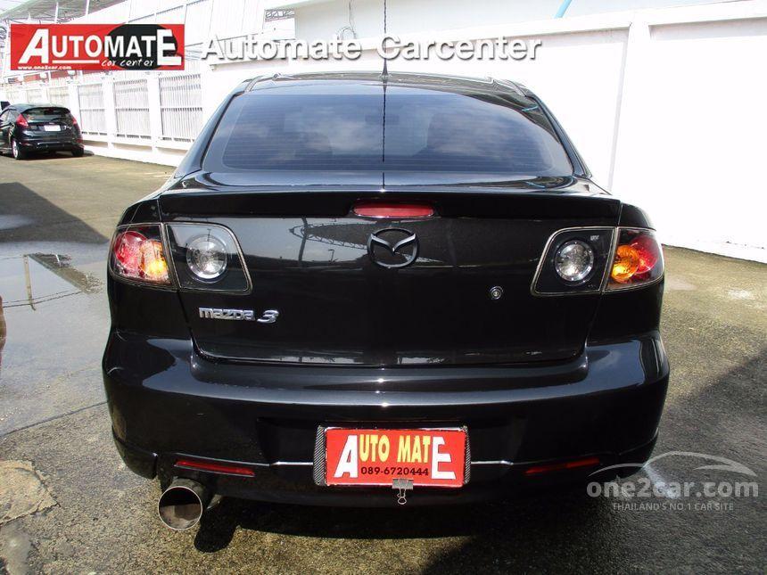 2005 Mazda 3 R Sedan