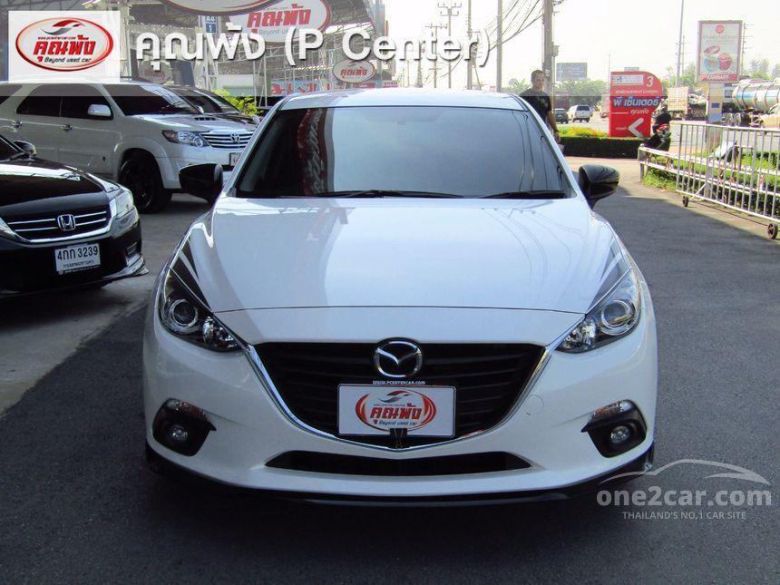2016 Mazda 3 Racing Series Limited Edition Sedan