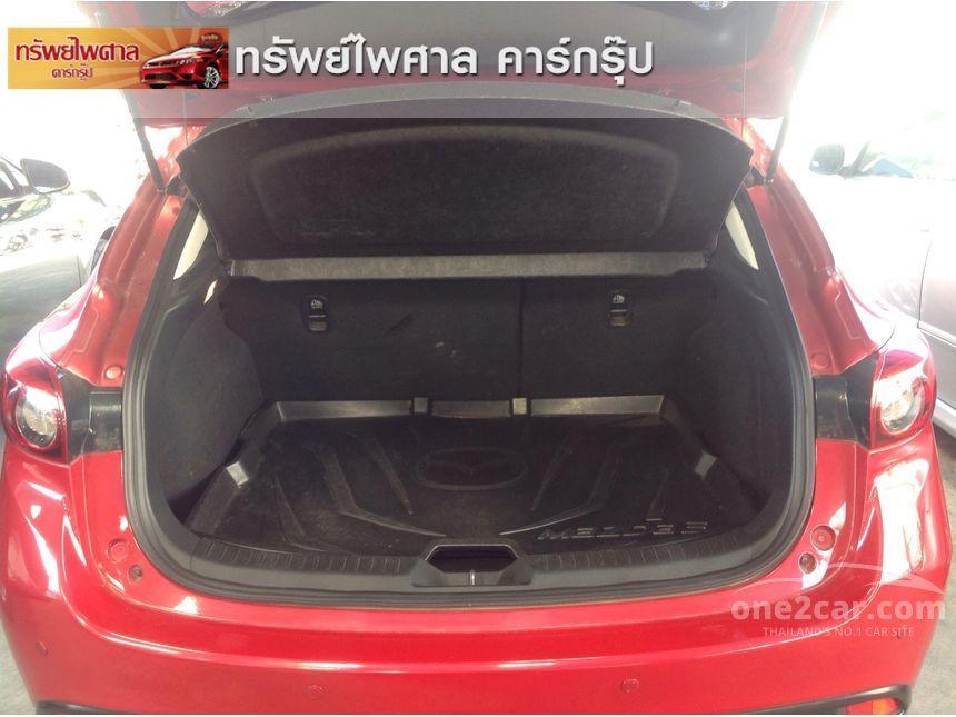 2015 Mazda 3 S Hatchback