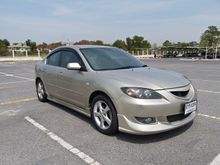 2005 Mazda 3 (ปี 05-10) S 1.6 AT Sedan