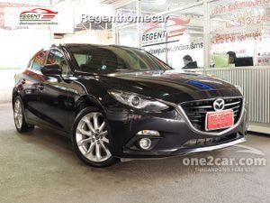 2016 Mazda 3 2.0 (ปี 14-17) S Sedan AT