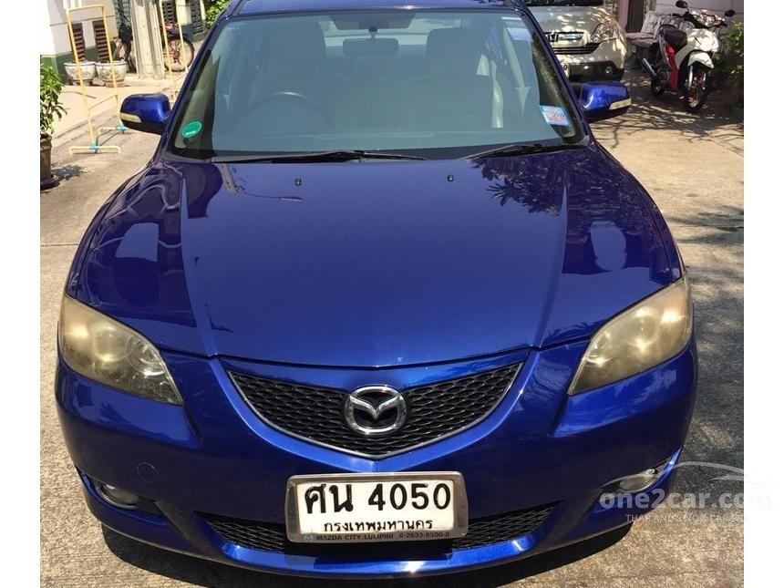 2005 Mazda 3 S Sedan