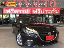 2014 Mazda 3 (ปี 14-17) SP 2.0 AT Hatchback
