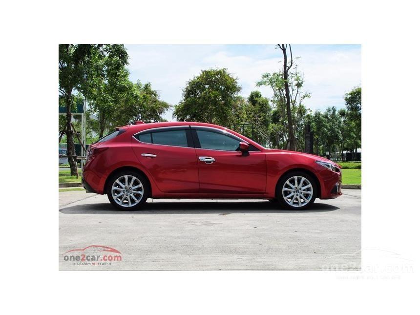 2015 Mazda 3 SP Hatchback