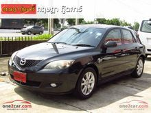 2008 Mazda 3 (ปี 05-10) Spirit 1.6 AT Hatchback