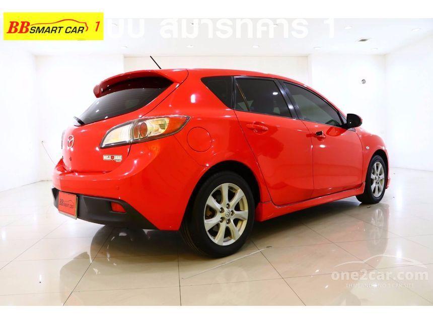 2013 Mazda 3 Spirit Hatchback