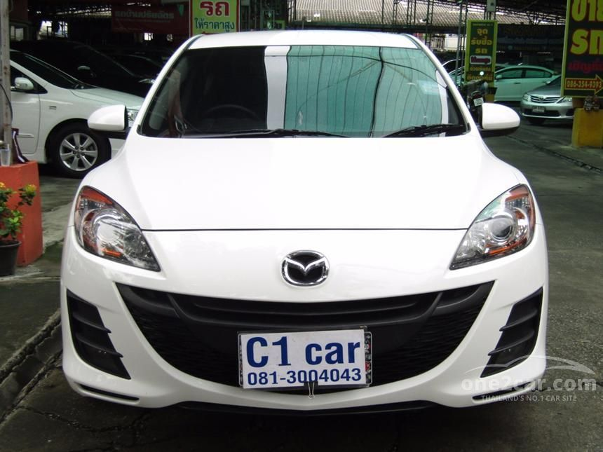 2011 Mazda 3 Spirit Hatchback