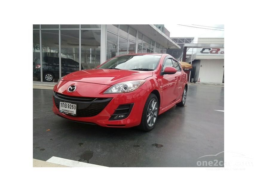 2013 Mazda 3 Spirit Hatchback