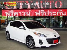 2014 Mazda 3 (ปี 11-14) Spirit 1.6 AT Hatchback