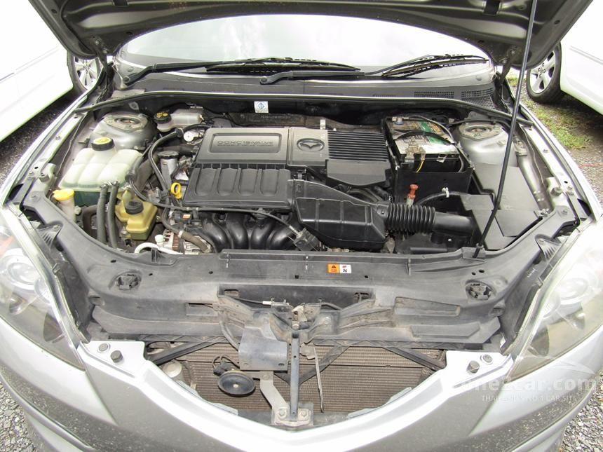 2011 Mazda 3 Spirit Hatchback