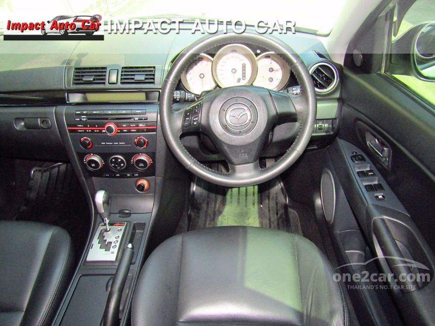 2009 Mazda 3 Spirit Hatchback
