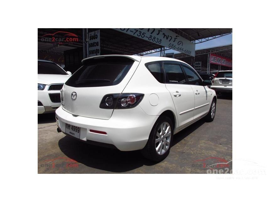 2008 Mazda 3 Spirit Hatchback