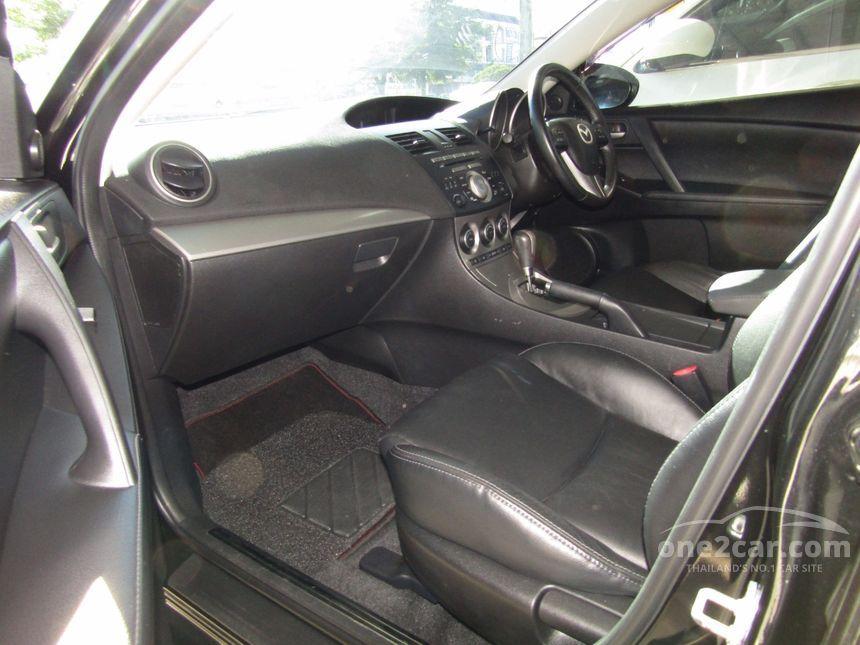 2012 Mazda 3 Spirit Hatchback