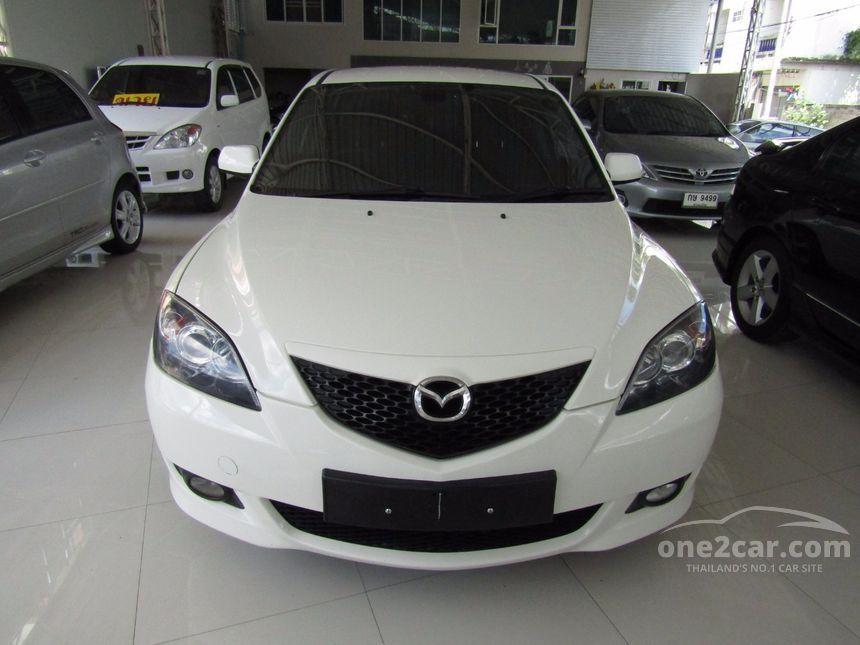 2007 Mazda 3 Spirit Hatchback
