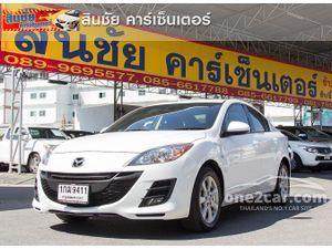 2012 Mazda 3 1.6 (ปี 11-14) Spirit Sedan AT