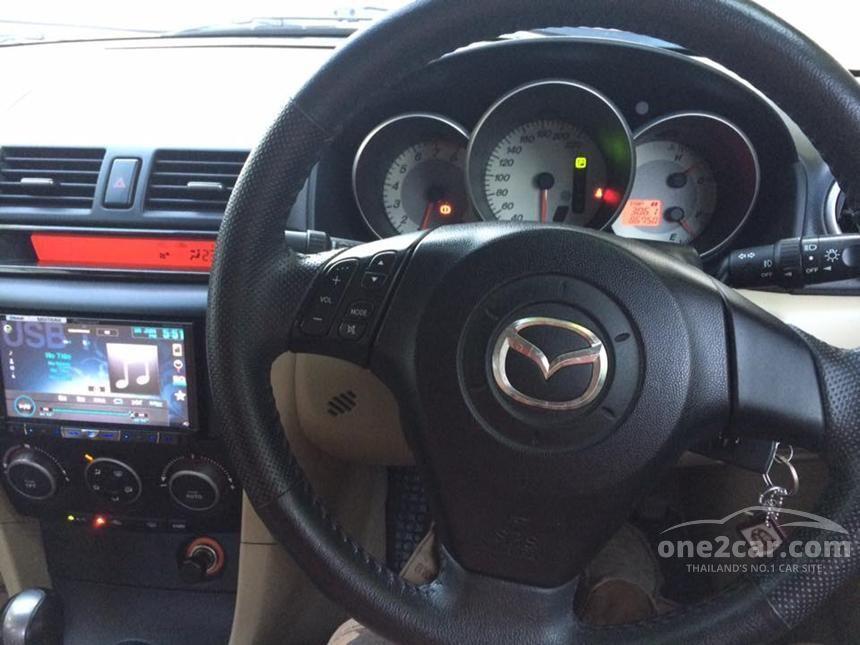 2011 Mazda 3 Spirit Sedan