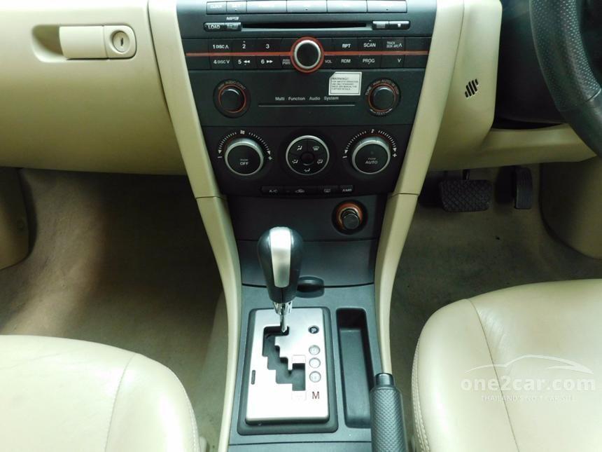2009 Mazda 3 Spirit Sedan