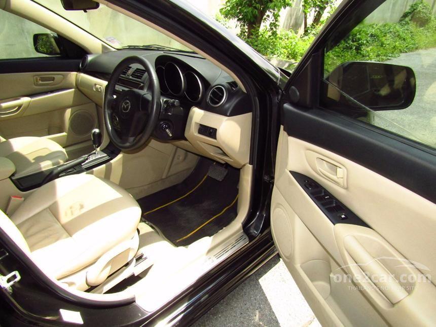2007 Mazda 3 Spirit Sedan