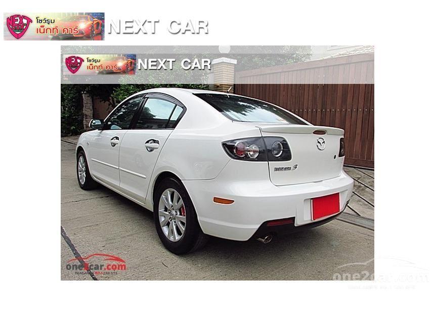 2008 Mazda 3 Spirit Sedan