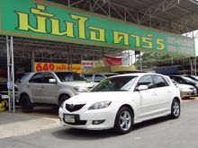 2006 Mazda 3 (ปี 05-10) V 1.6 AT Hatchback