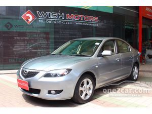 2005 Mazda 3 1.6 (ปี 05-10) V Sedan AT