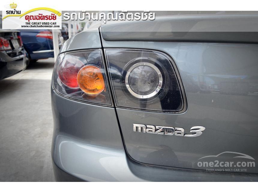 2005 Mazda 3 V Sedan