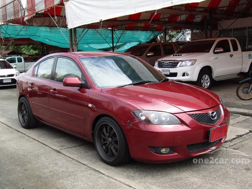 2006 Mazda 3 V Sedan