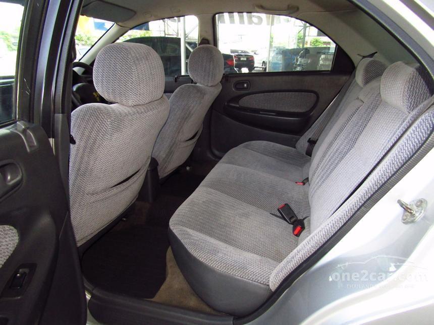 1997 Mazda 323 SGLX Sedan