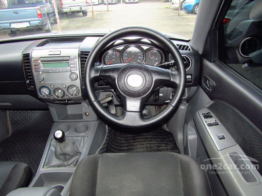 2010 Mazda BT-50 Hi-Racer Pickup