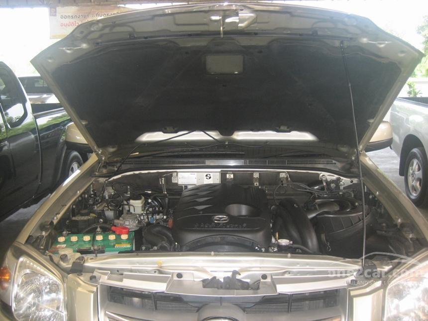 2007 Mazda BT-50 Hi-Racer Pickup
