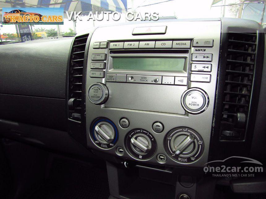 2011 Mazda BT-50 Hi-Racer Pickup