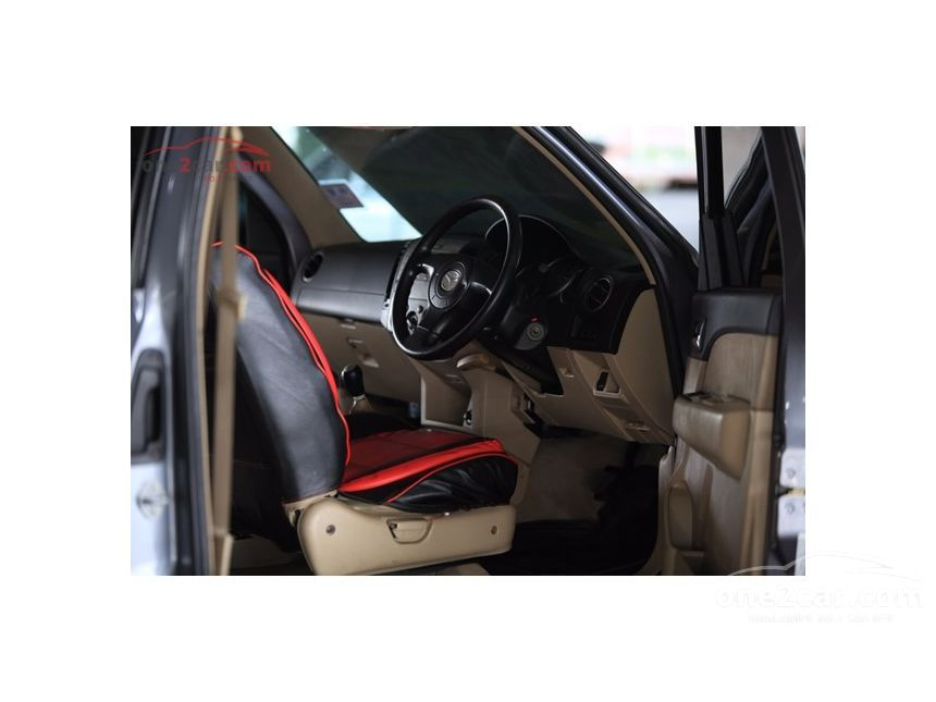 2008 Mazda BT-50 Hi-Racer Pickup
