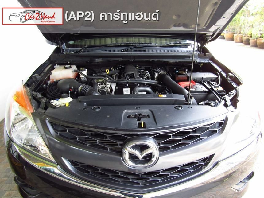 2015 Mazda BT-50 PRO Hi-Racer Pickup