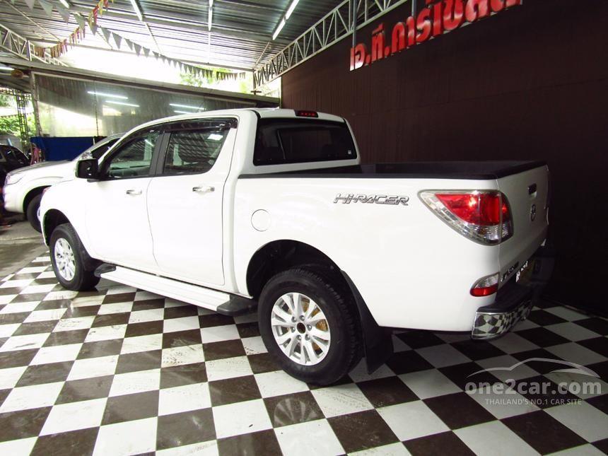 2012 Mazda BT-50 PRO Hi-Racer Pickup