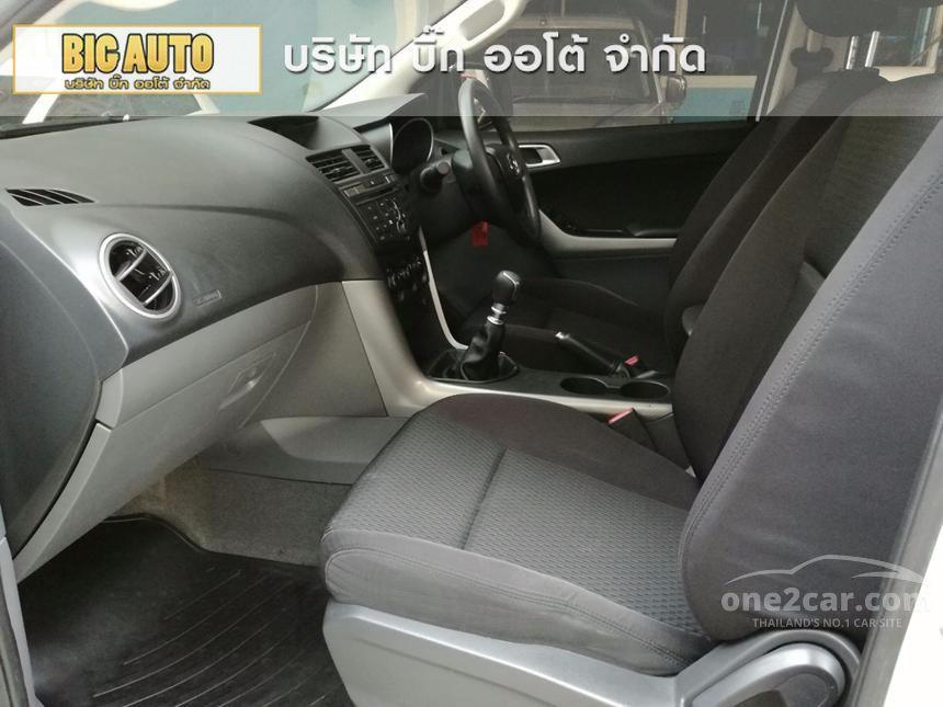 2016 Mazda BT-50 PRO Hi-Racer Pickup